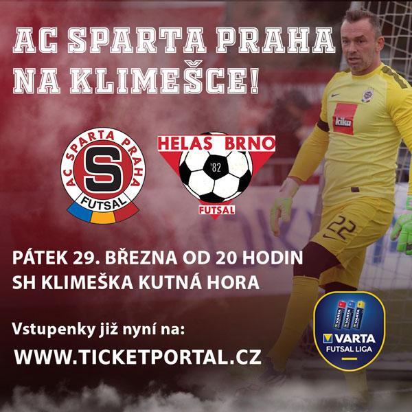 AC Sparta Praha – Helas Brno
