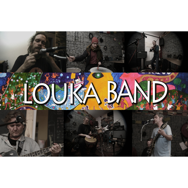 Louka Band + Lost Notion