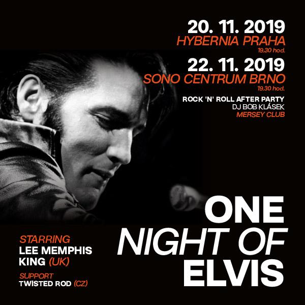 One Night Of Elvis (UK)