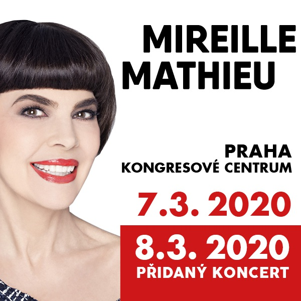 MIREILLE MATHIEU 2020