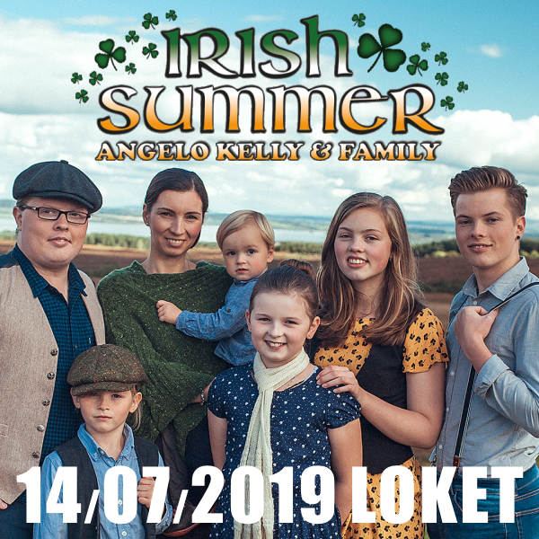 Angelo Kelly & Family: Irish Summer (host Lunetic)