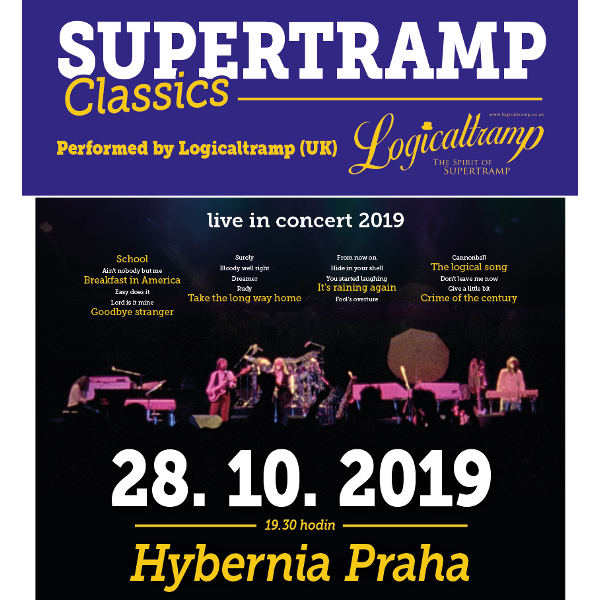 SUPERTRAMP CLASSICS (UK)