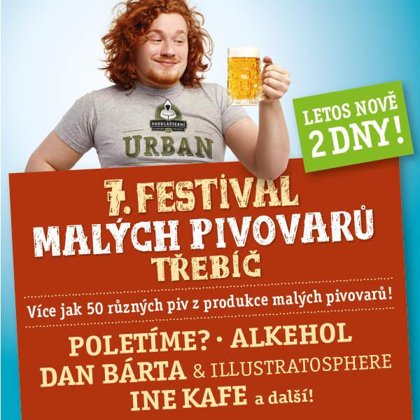 7.Festival Malých Pivovarů v Třebíči