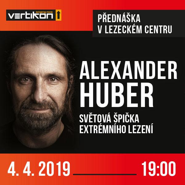 Alexander Huber - světová špička extrémního lezení