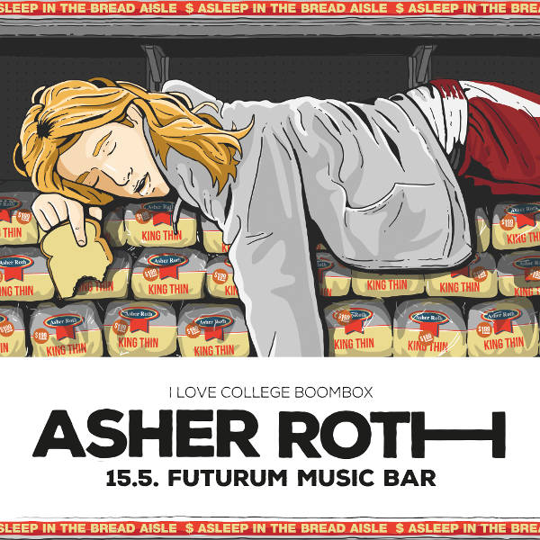 Asher Roth / US