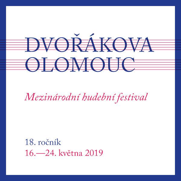 ZAHAJOVACÍ KONCERT 18. ROČNÍKU, Dvořákova Olomouc