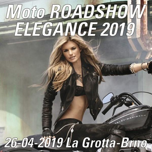 Moto ROADSHOW ELEGANCE 2019