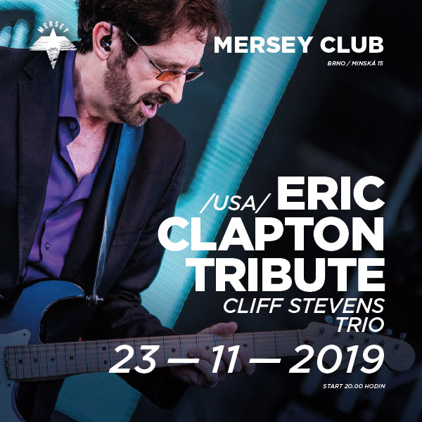 Cliff Stevens Trio (USA) - Eric Clapton Tribute