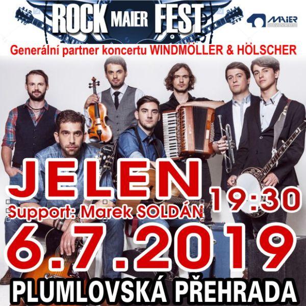 JELEN / support: Marek Soldán