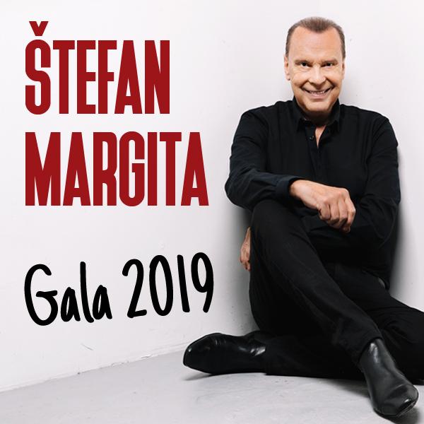 ŠTEFAN MARGITA GALA 2019