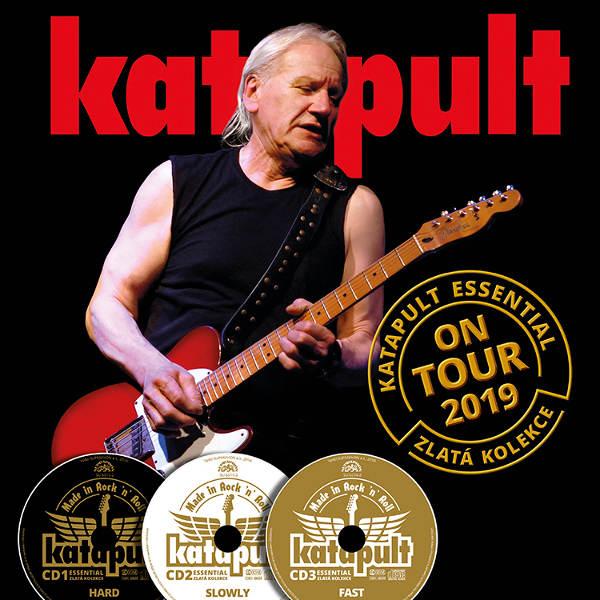 KATAPULT - Rajhrad u Brna - 21.6.2019 !