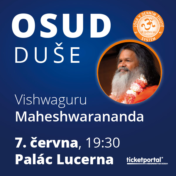 Vishwaguru Maheshwarananda: OSUD DUŠE - přednáška