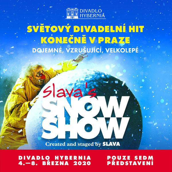Slava Polunin SNOW SHOW
