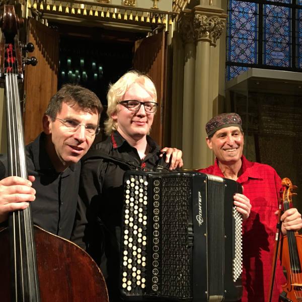 Yale Strom & Trio Maisel