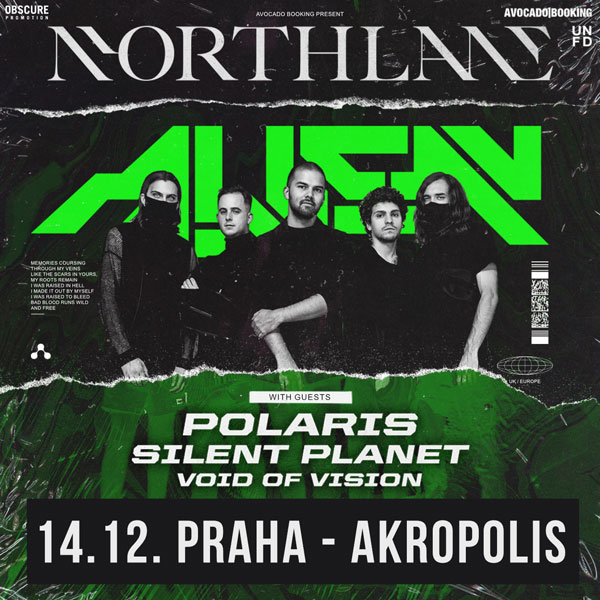 NORTHLANE (AUS) + SILENT PLANET (USA)