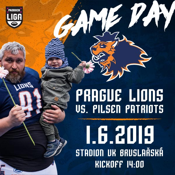 Prague Lions vs. Pilsen Patriots