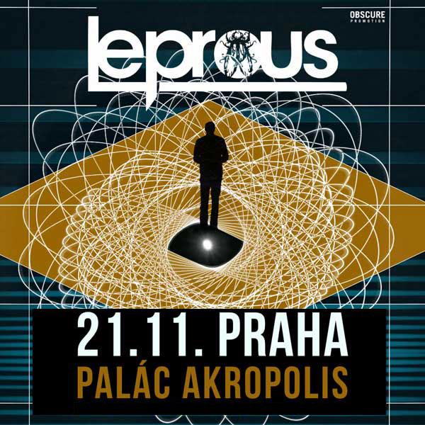 LEPROUS (NO) + PORT NOIR (SWE)