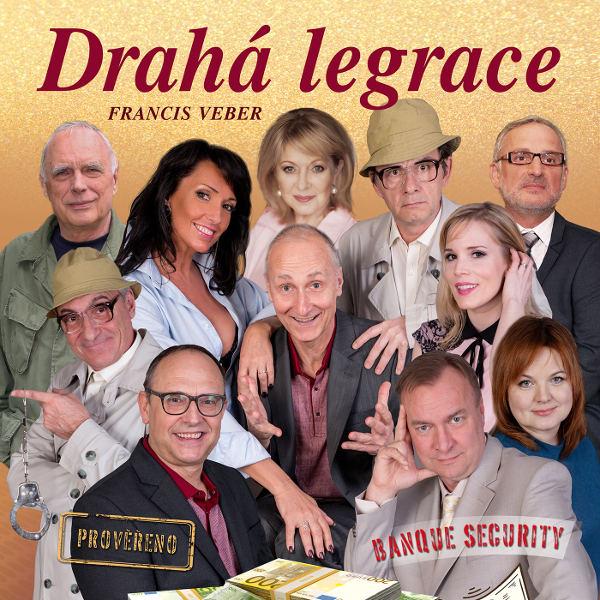 DRAHÁ LEGRACE