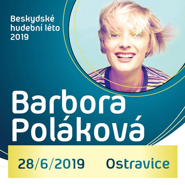 BARBORA POLÁKOVÁ, předkapela Alter Via