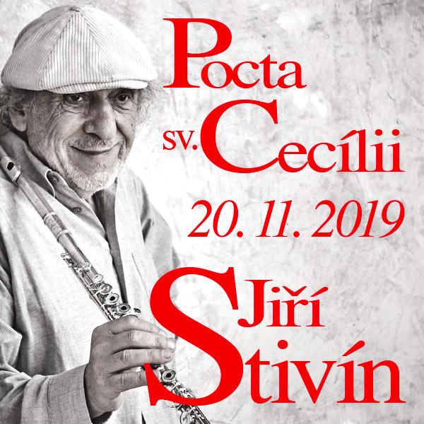 JIŘÍ STIVÍN - Pocta sv. Cecílii XXVIII