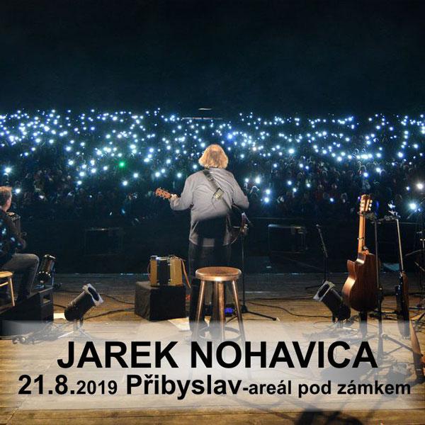 JAREK NOHAVICA – PŘIBYSLAV