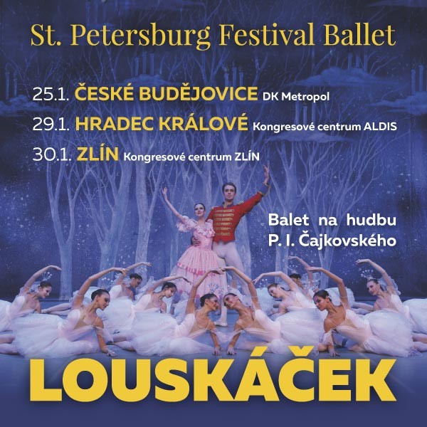 St. Petersburg Festival Ballet - Louskáček