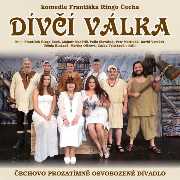 DÍVČÍ VÁLKA - Divadlo Františka Ringo Čecha