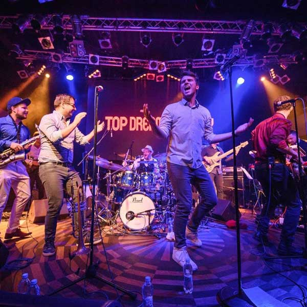 Top Dream Company - 15 let