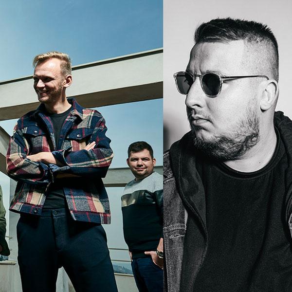 O5 a Radeček + Jakub Děkan & Band