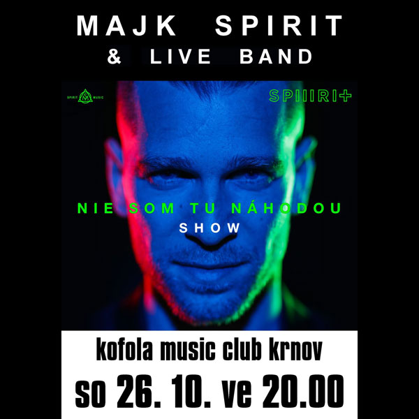 MAJK SPIRIT & Live Band