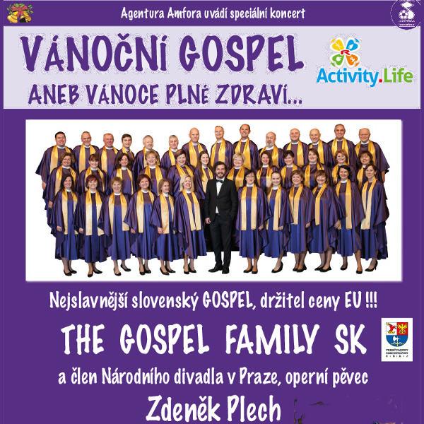VÁNOČNÍ GOSPEL  v Olomouci