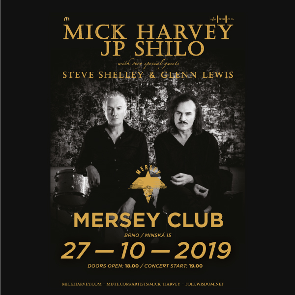Mick Harvey/Steve Shelley