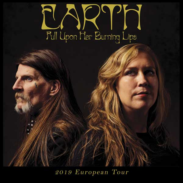 EARTH (US, Sargent House) + support