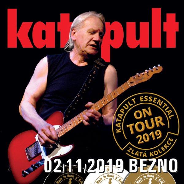 KATAPULT ESSENTIAL On tour 2019 ZLATÁ KOLEKCE