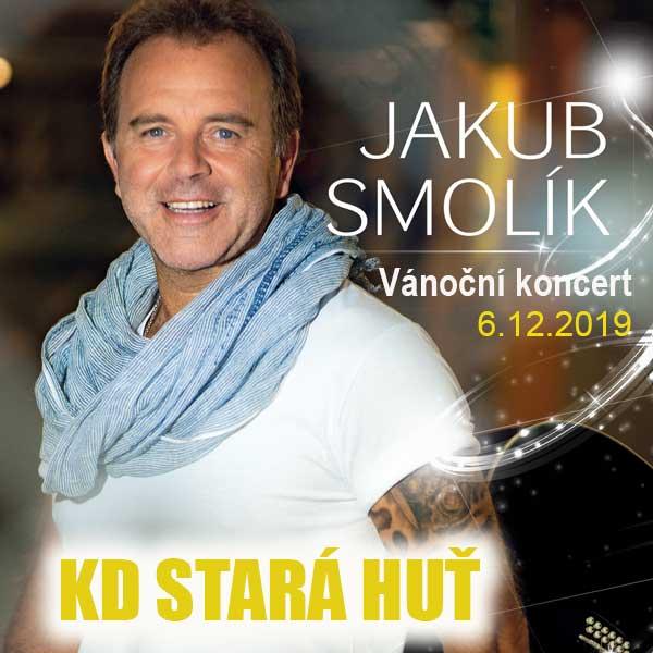 Vánoční koncert Jakuba Smolíka