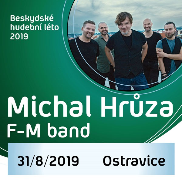 MICHAL HRŮZA / F-M band