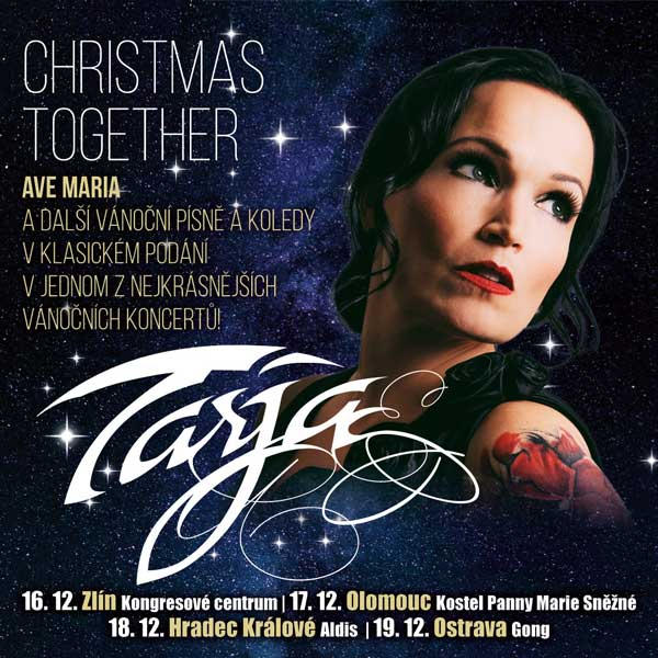 Tarja – Christmas together