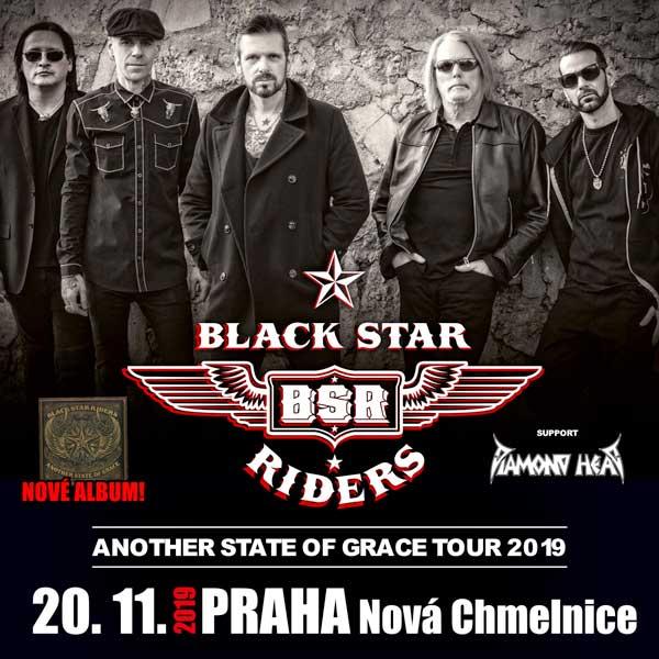 BLACK STAR RIDERS