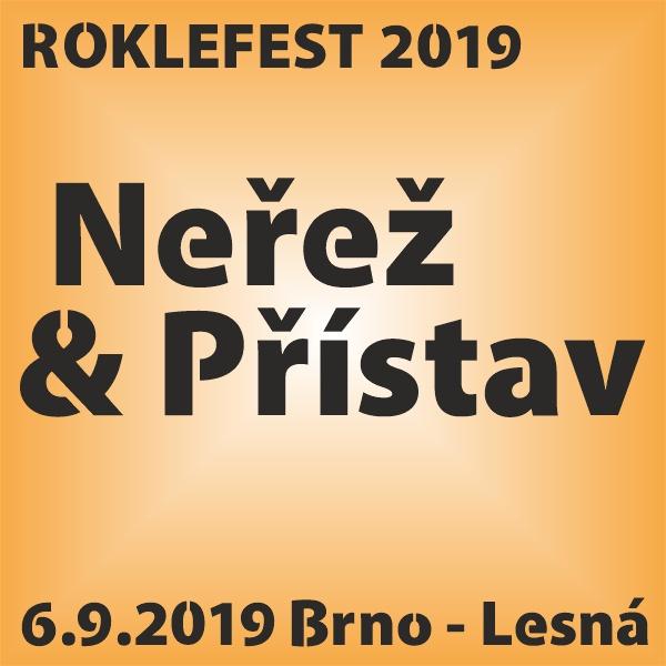 ROKLEFEST 2019 - Neřež a Přístav