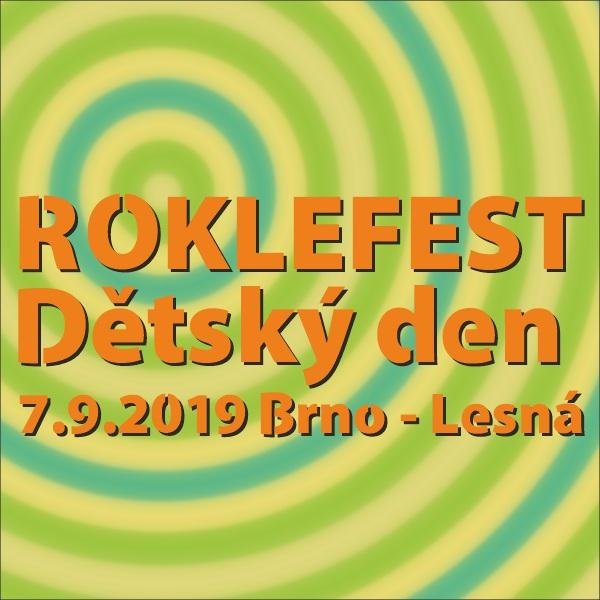 ROKLEFEST 2019 - ROKLEFEST Dětský den