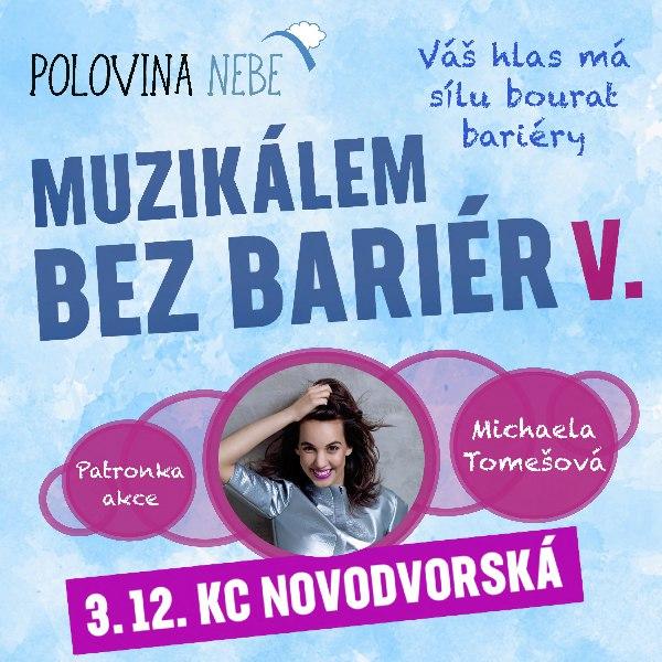 MUZIKÁLEM BEZ BARIÉR V.