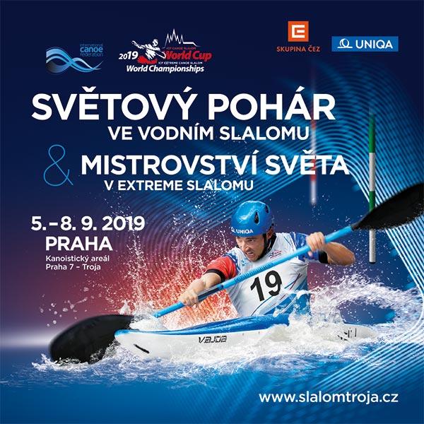 2019 ICF Canoe Slalom World Cup,Prague
