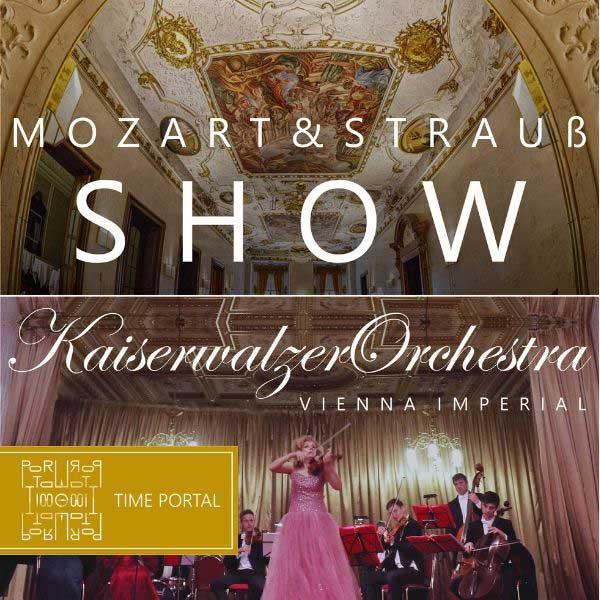 Mozart & Strauss SHOW