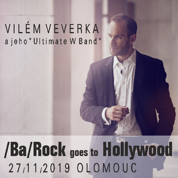 Vilém Veverka a jeho Ultimate W Band