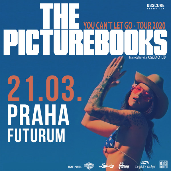 THE PICTUREBOOKS (GER)