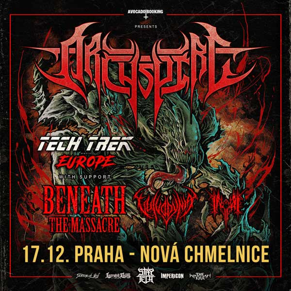 ARCHSPIRE (CAN) +  BENEATH THE MASSACRE (CAN)