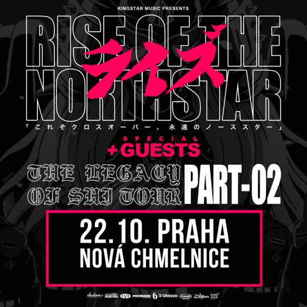 RISE OF THE NORTHSTAR (FRA) + special guests