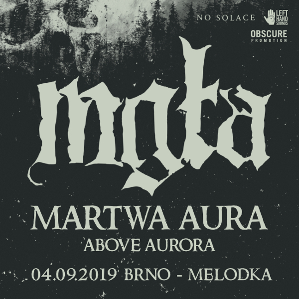 MGLA (PL) + Martwa AURA (PL) + ABOVE AURORA (PL)