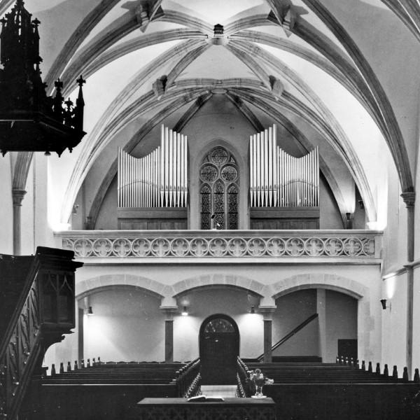 Varhanní recitál / Organ recital Albin Wirbel (DEU
