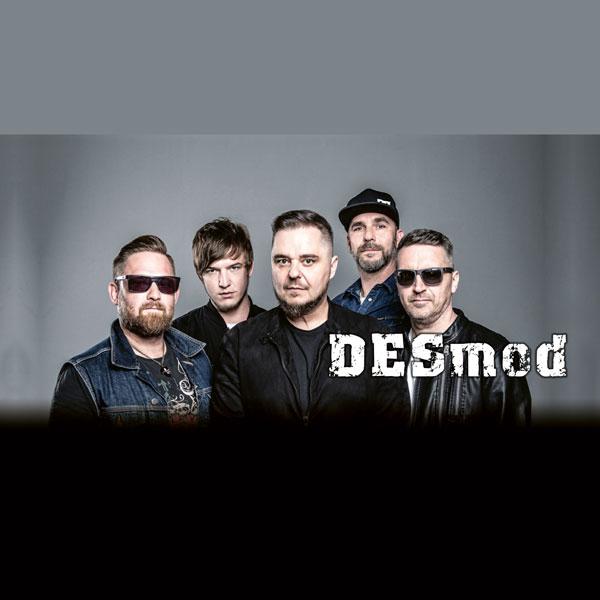 DESMOD + host
